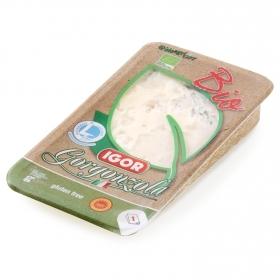 Queso gorgonzola ecológico D.O.P. Iberconseil porción 170 g