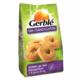 Rosquillas Dietéticas Sin Gluten