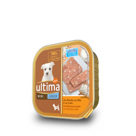 Ultima Comida Húmeda para Perro Cachorro Mini 150gr