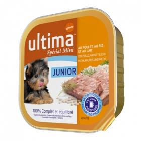 Alimento Perro Húmedo  Mini Junior