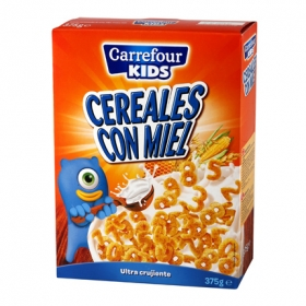 Cereal Honey Numbers para niños