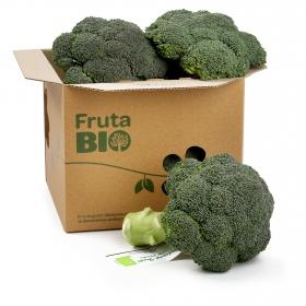 Brocoli ecológico Carrefour granel 500 g aprox