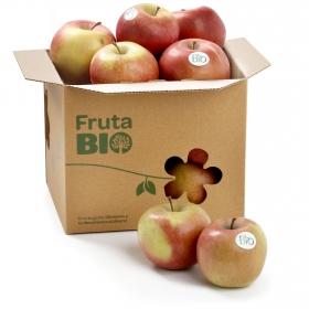Manzana Fuji ecológica granel  1 Kg aprox