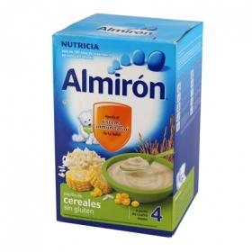 Papilla de cereales Almirón sin gluten 500 g.