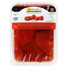 Pimiento asado entero rojo Campo Rico 330 g