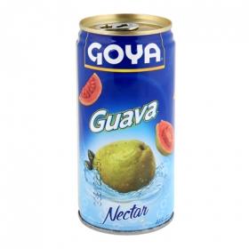 Néctar de guayaba Goya lata 28,4 cl.