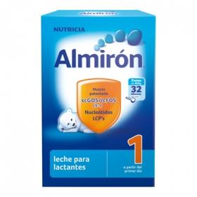 Leche 1 para lactantes en polvo Almirón 800 g.