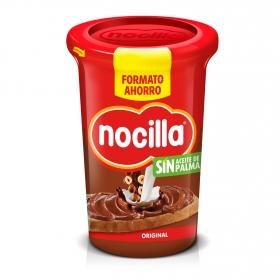 Crema de cacao con avellana sabor original