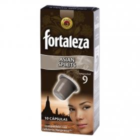 Café cápsulas natural compatible con Nespresso