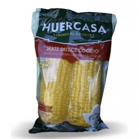 Maiz dulce cocido Huercasa 400 g
