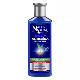 Champú anticaída para cabellos normales Naturaleza y Vida 300 ml.