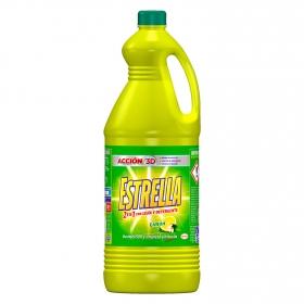 Limpiador con lejía y detergente Estrella 3 l.