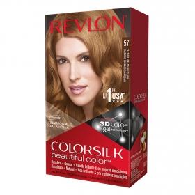 Tinte Colorsilk nº 57 Castaño dorado muy claro