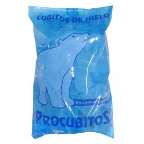 Cubitos de hielo Procubitos 2 kg.