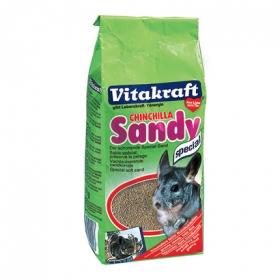 Sandy arena especial chinchilla