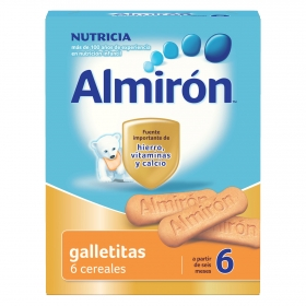 Galletitas 6 cereales