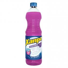 Fregasuelos lavanda Xanpa 1 l.
