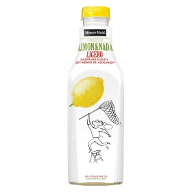 Limonada Minute Maid Ligero sin gas botella 1 l.