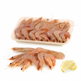 Langostino pink Carrefour (120/140 ud) 1 Kg aprox