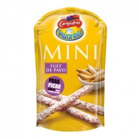 Ministick de Fuet de Pavo