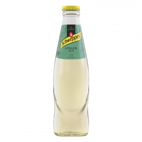 Ginger Schweppes botella 25 cl.