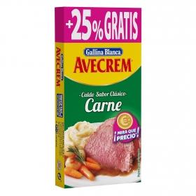 Caldo de carne Avecrem 8 pastillas
