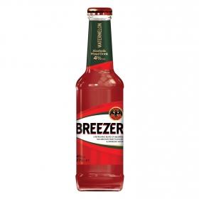 Combinado Bacardí Breezer ron con sandía 27,5 cl.