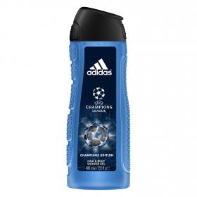 Gel de baño UEFA Champions
