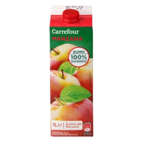Zumo Refrigerado Natural Manzana