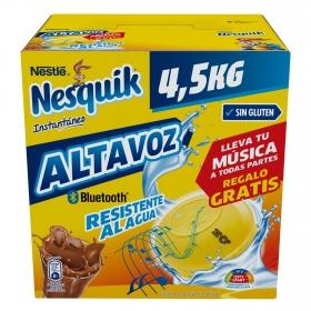 Cacao soluble instantáneo Nestlé Nesquik 4,5 kg.