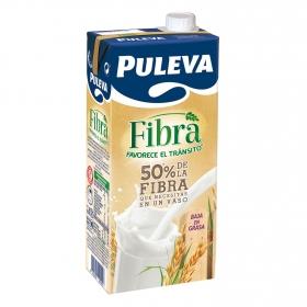 Bebida láctea con fibra Puleva brik 1 l.