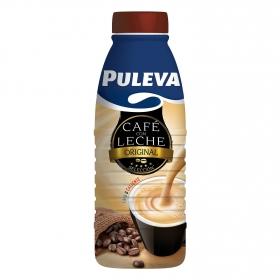 Café con leche listo para tomar