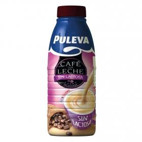 Café con leche sin lactosa listo para tomar