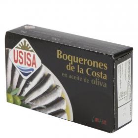 Boquerones en aceite de oliva Usisa 84 g.