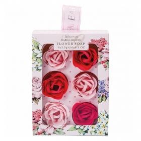 Cesta floral 6 x 3,5 g. Floral Beauté