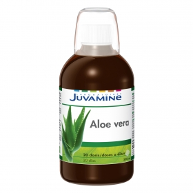 Aloe vera Juvamine 500 ml.