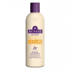 Champú Miracle Nourish Aussie 300 ml.