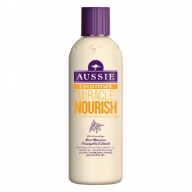 Acondicionador Miracle Nourish Aussie 250 ml.