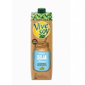 Bebida de soja natural ViveSoy brik 1 l.