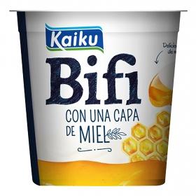 Yogur Bifidus con miel