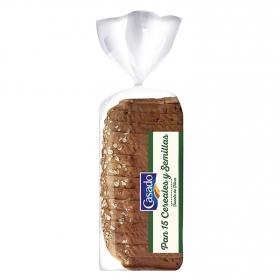 Pan 15 cereales y semillas