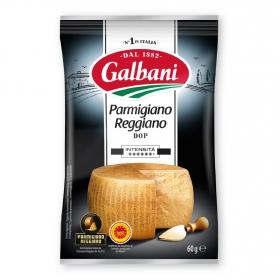 Queso rallado parmigiano