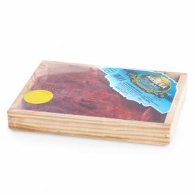 Carabinero mediano caja de madera 250 g