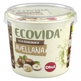 Yogur ecovida ecológico de avellana
