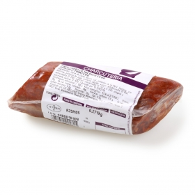 Chorizo ibérico de cebo 50% raza ibérica Sánchez Montero pieza 350 g aprox