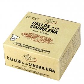 Callos a la Madrileña De Nuestra Tierra 380 g.