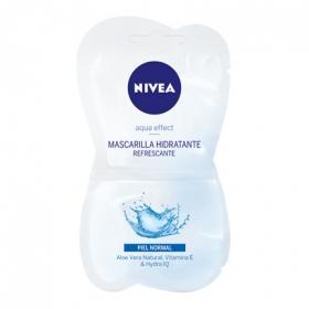 Mascarilla hidratante refrescante