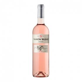 Vino D.O. Rioja rosado Ramón Bilbao 75 cl.