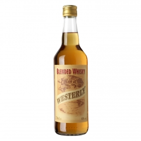 Whisky Westerly 70 cl.