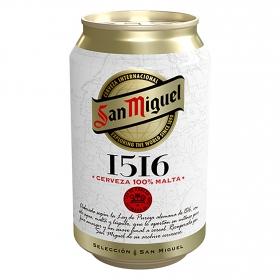 Cerveza Premium 1516